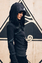Load image into Gallery viewer, Isis Pyramid hoody-Long Version