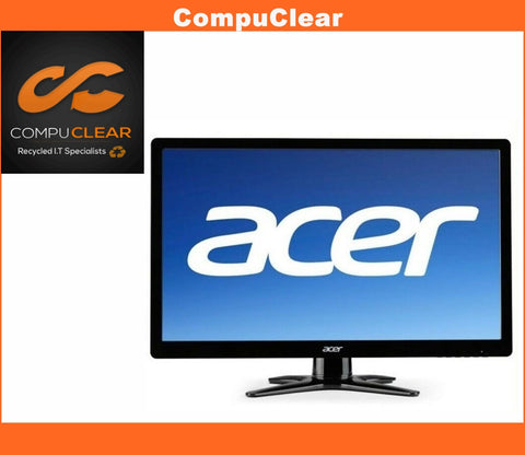 "Acer G 206 HQL - 19.5"" Widescreen LCD LED Monitor - Grade A with Cables"