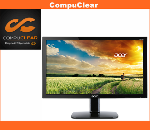 "Acer KA 270 H - 27"" Widescreen Full HD LED Monitor - Grade A with Cables"