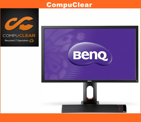 "BenQ Gaming Monitor XL 2420 Z 24"" Widescreen Full HD LCD 3d Monitor Grade A"