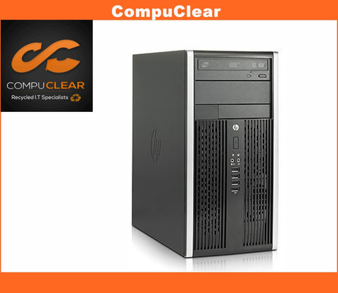 HP Compaq 6200 MT Desktop - Core i3 2nd Gen 4GB RAM 500GB HDD Win 10