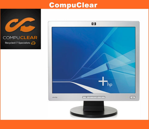 "HP L 1706 - 17"" LCD Monitor - Grade B with Cables"