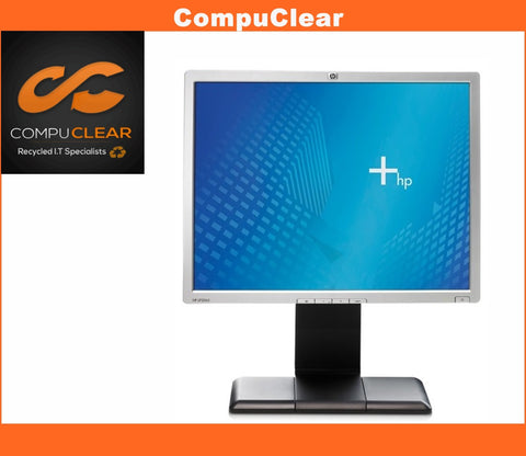 "HP LP 2065 / EF 227 A - 20.1"" LCD Flat Panel Monitor - Grade C with Cables"