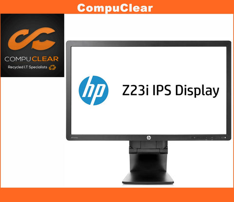 "HP Z Display Z 23 i - 23"" Widescreen Full HD IPS Monitor - Grade A with Cables"