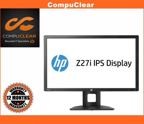 "HP Z Display Z 27 i - 27"" Widescreen Backlit IPS LED WLED Monitor - Grade A+"