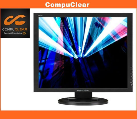 "Hanns G HX 193 DPB - 19"" LED Monitor - Grade A with Cables"