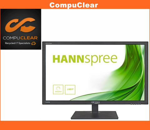 "Hannspree HL 274 - 27"" Widescreen Full HD LED Monitor - Grade B with Cables"