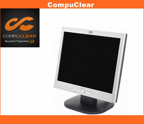 "HP L 1506 - 15"" LCD Monitor - Grade C with Cables"