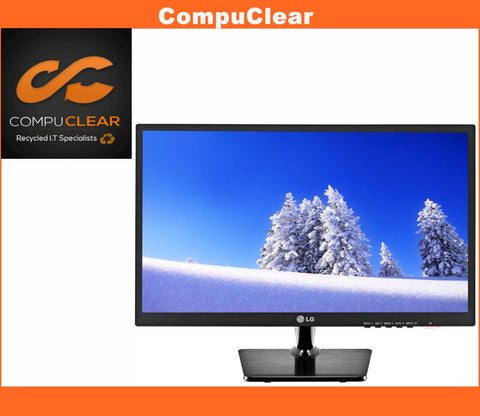 "LG E 1942 C - 18.5"" Widescreen LED LCD Monitor - Grade B with Cables"