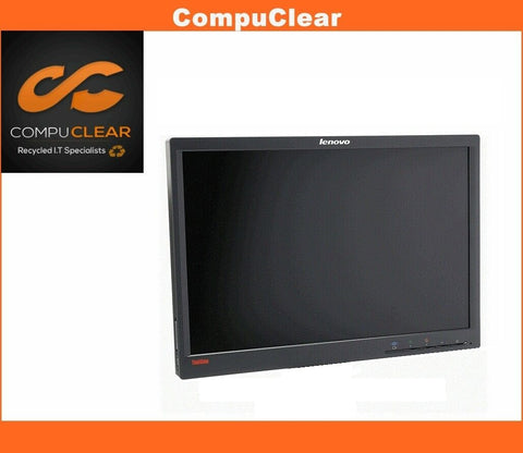 "Lenovo ThinkVision L 1940 - 19"" LCD Monitor - Grade B with Cables - Standless"