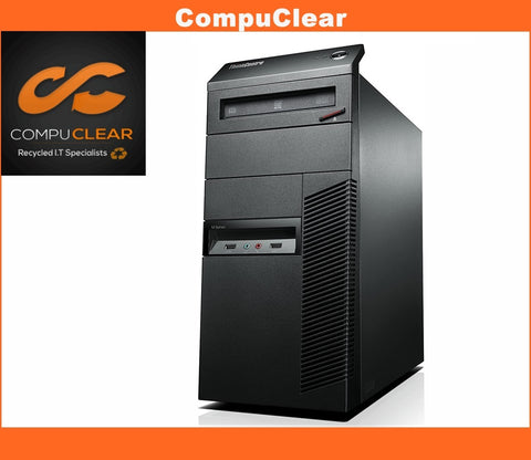 Lenovo ThinkCentre M82 Tower PC Desktop - Core i5 8GB RAM 120GB SSD Win 10