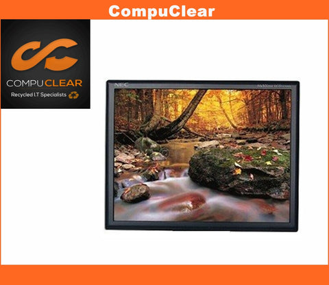 "NEC MultiSync LCD 1570 NX - 15"" LCD Monitor - Grade A with Cables - Standless"