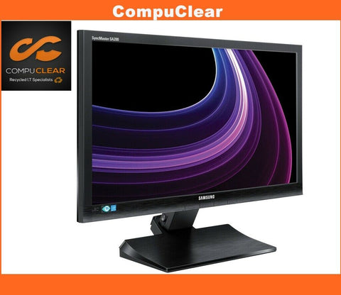 "Samsung S19A200NW - 19"" Widescreen LED Monitor - Grade C with Cables"