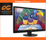 "ViewSonic VA 2245 A - 21.5"" Widescreen Full HD LED LCD Monitor - Grade A Cables"