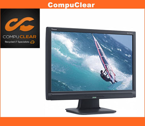 "ViewSonic Optiquest Q 19 WB -19"" Widescreen LCD Monitor - Grade A with Cables"