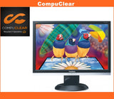 "ViewSonic VA1916W - 19"" Widescreen LCD Monitor - Grade B with Cables"