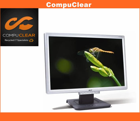 "Acer AL 1916 W - 19"" Widescreen LCD Monitor - Grade A with Cables"