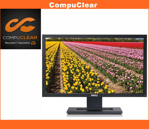 "Dell E 2011 H - 20"" Widescreen LED LCD Monitor - Grade A with Cable"