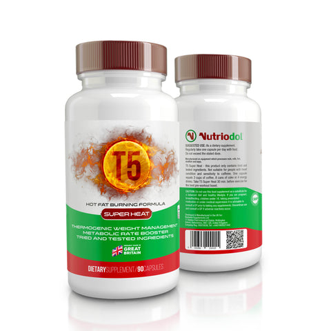 T5 Thermogenic Fat Burner