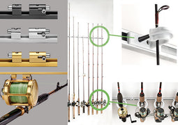 Fishing Rod Racks and Holders