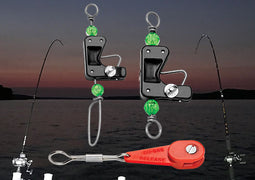 Downrigger Trolling Release Clips