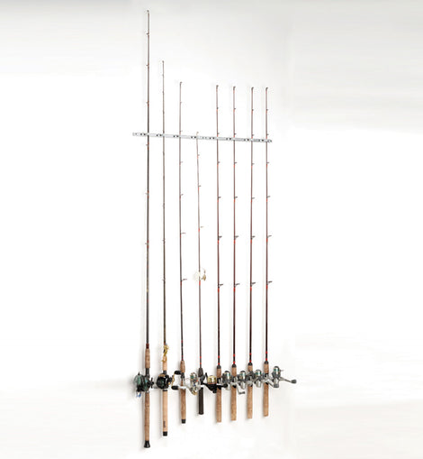 Trac-A-Rod Plus Fishing Rod Rack