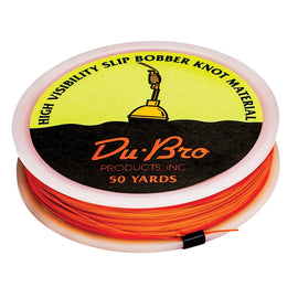 Replacement Slip Bobber Knot Line (Orange)