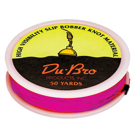 Replacement Slip Bobber Knot Line (Pink)