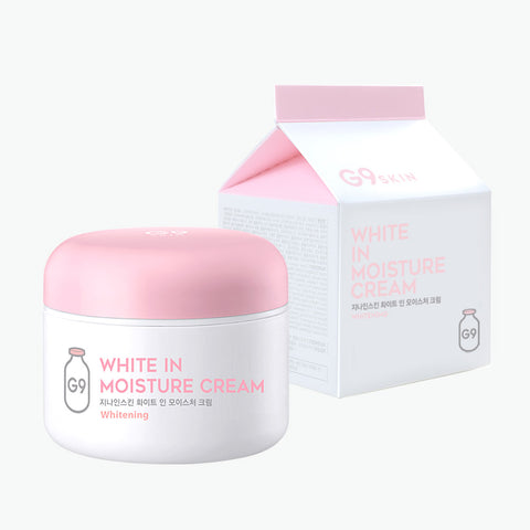 G9 Skin White In Moisture Cream