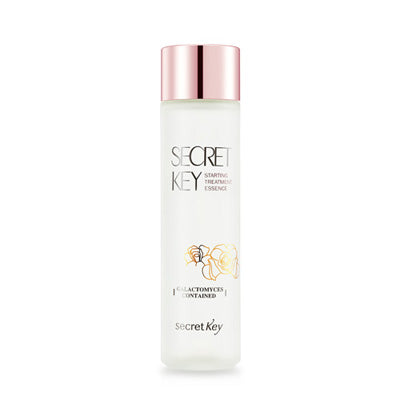 NEW IN!!! Secret Key Starting Treatment Essence Rose Edition 150ml