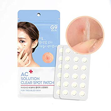 G9Skin AC Solution Clear Spot Patch