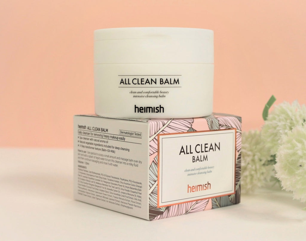 JUST ARRIVED! Heimish All Clean Balm