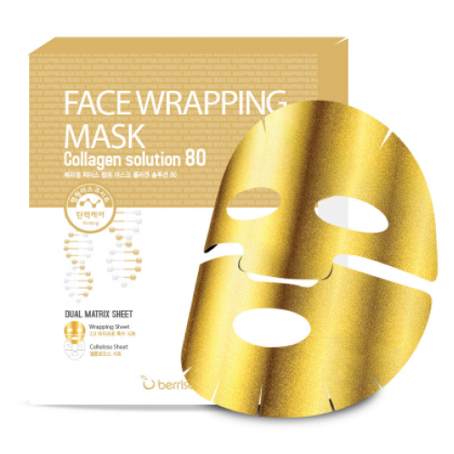 Berrisom Face Wrapping Mask Collagen (EXPIRED)