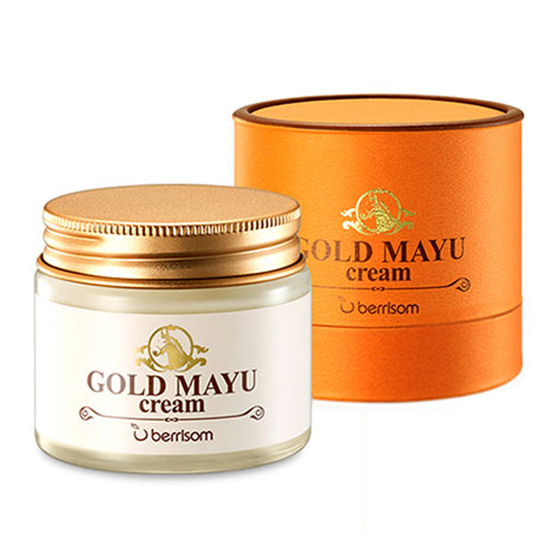 Berrisom Gold Mayu Cream (Short Expiry)