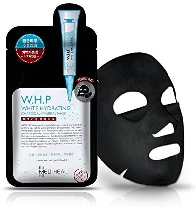 Mediheal W.H.P White Hydrating Black Mask