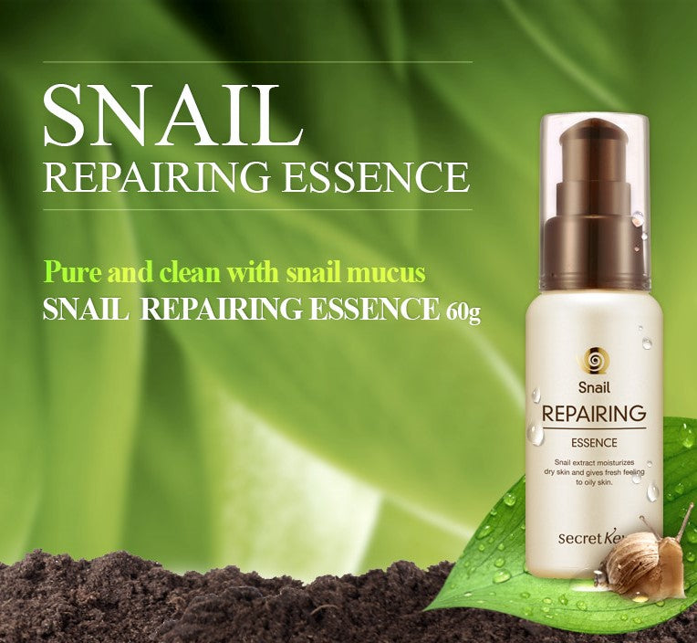 Secret Key Snail Repairing Essence 60ml