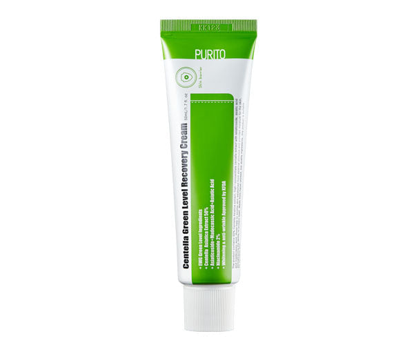 BACK IN STOCK!!! PURITO Centella Green Level Recovery Cream