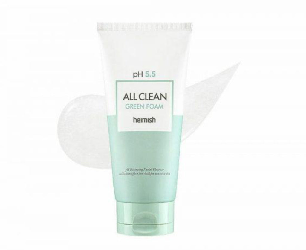 JUST ARRIVED! Heimish All Clean Green Foam
