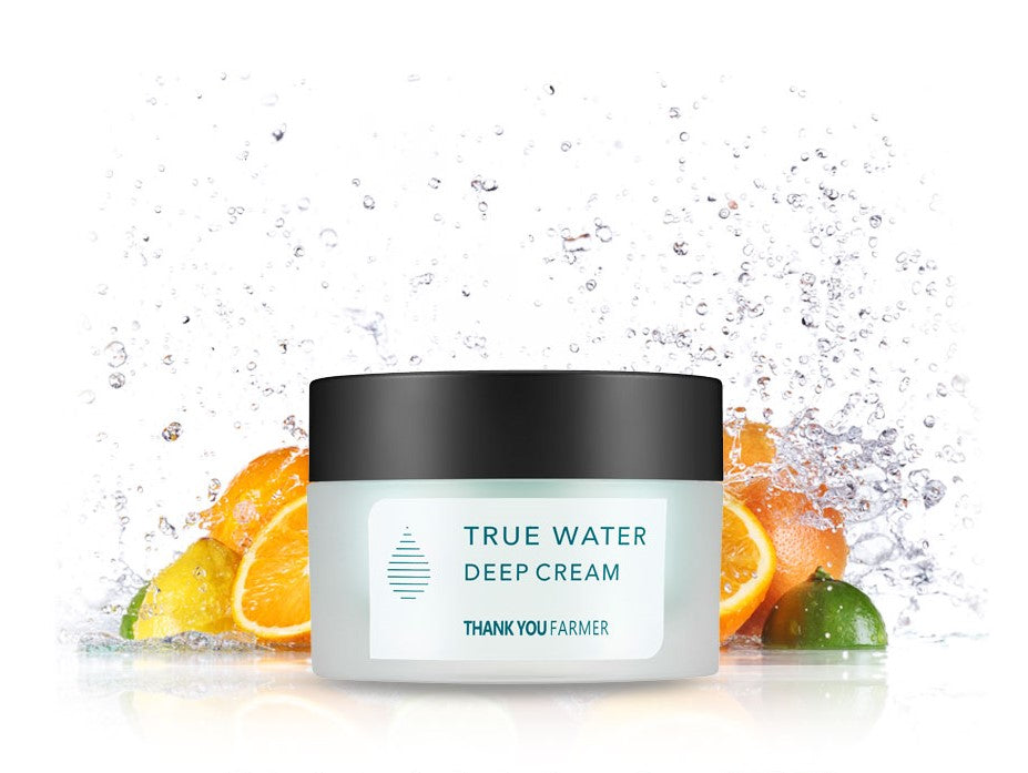Thank You Farmer True Water Deep Cream