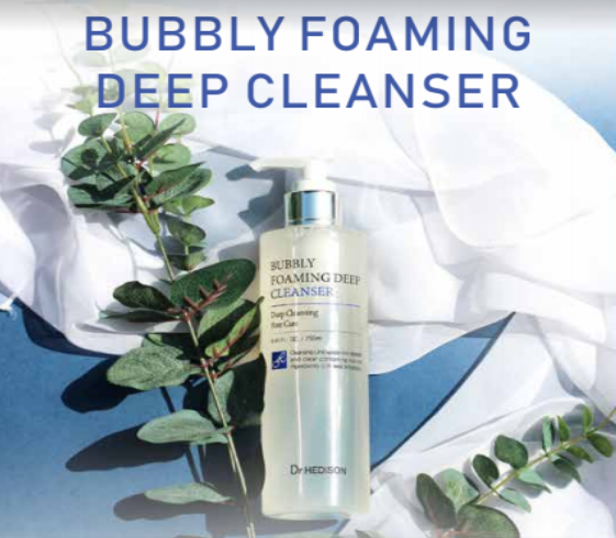 Dr Hedison Bubble Deep Foam Cleanser