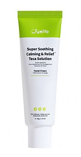 Jumiso Super Soothing Calming & Relief Teca Solution Facial Cream