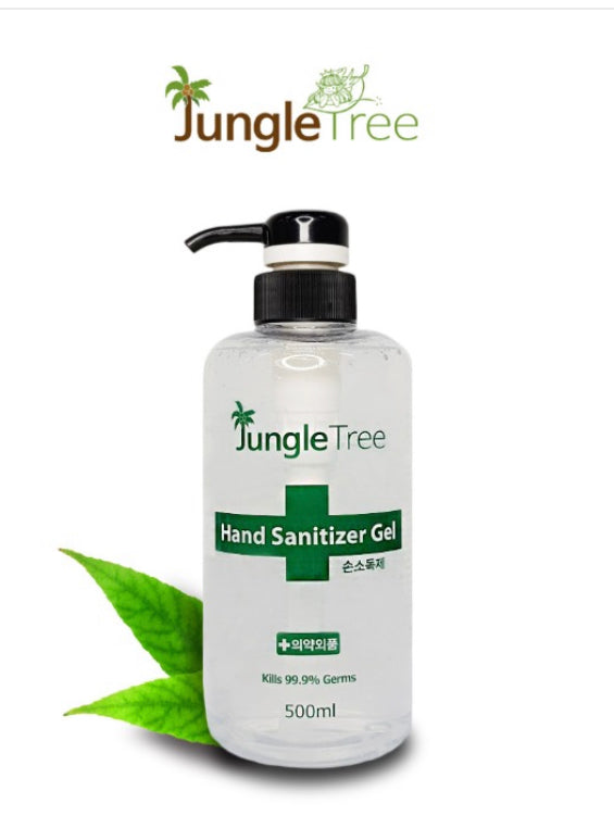 Jungle Tree Hand Sanitizer Gel 500ml