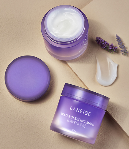 Laneige Water Sleeping Mask [Lavender]