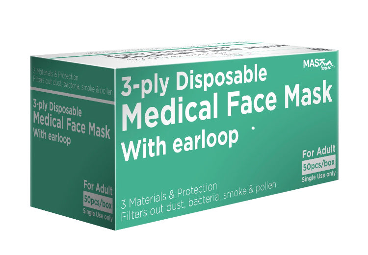 Type IIR Medical Face Mask