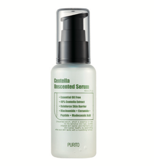 NEW IN!!! PURITO Centella Unsecented Serum