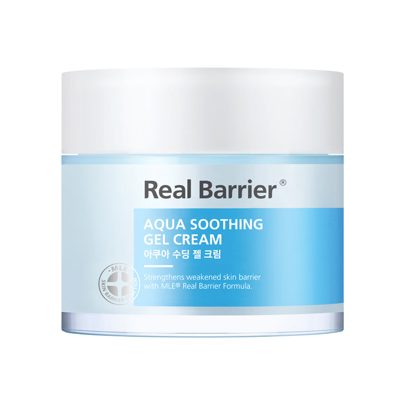 JUST ARRIVED! ALTOPALM Real Barrier Aqua Soothing Gel Cream 50ml