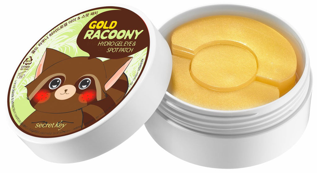 Secret Key Gold Racoony Hydro-gel Eye and Spot Patch
