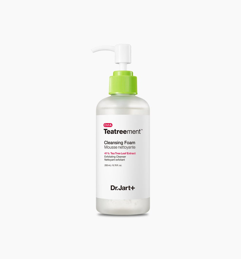 JUST ARRIVED! Dr Jart+ Ctrl+A Teatreement Cleansing Foam 120ml