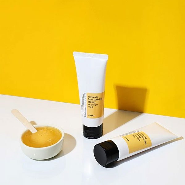 JUST ARRIVED! Ultimate Moisturizing Honey Overnight Mask 60ml