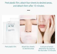 JUST ARRIVED!  Pyunkang Yul Acne Facial Cleanser 120ml + Acne Spot Patch Super Thin + Acne Dressing Mask Pack Set